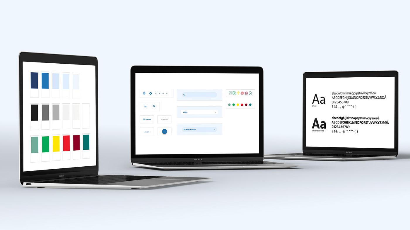 Webdesign digital design knowlegde bank user experience pharma website