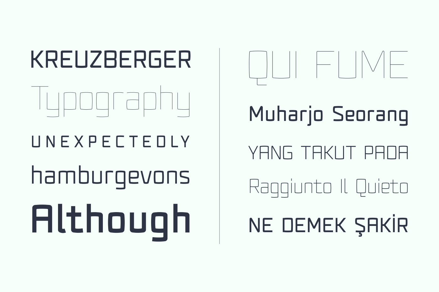Typeface font rounded squared Technology modern sans sans serif Display clean font family webfont Free font free