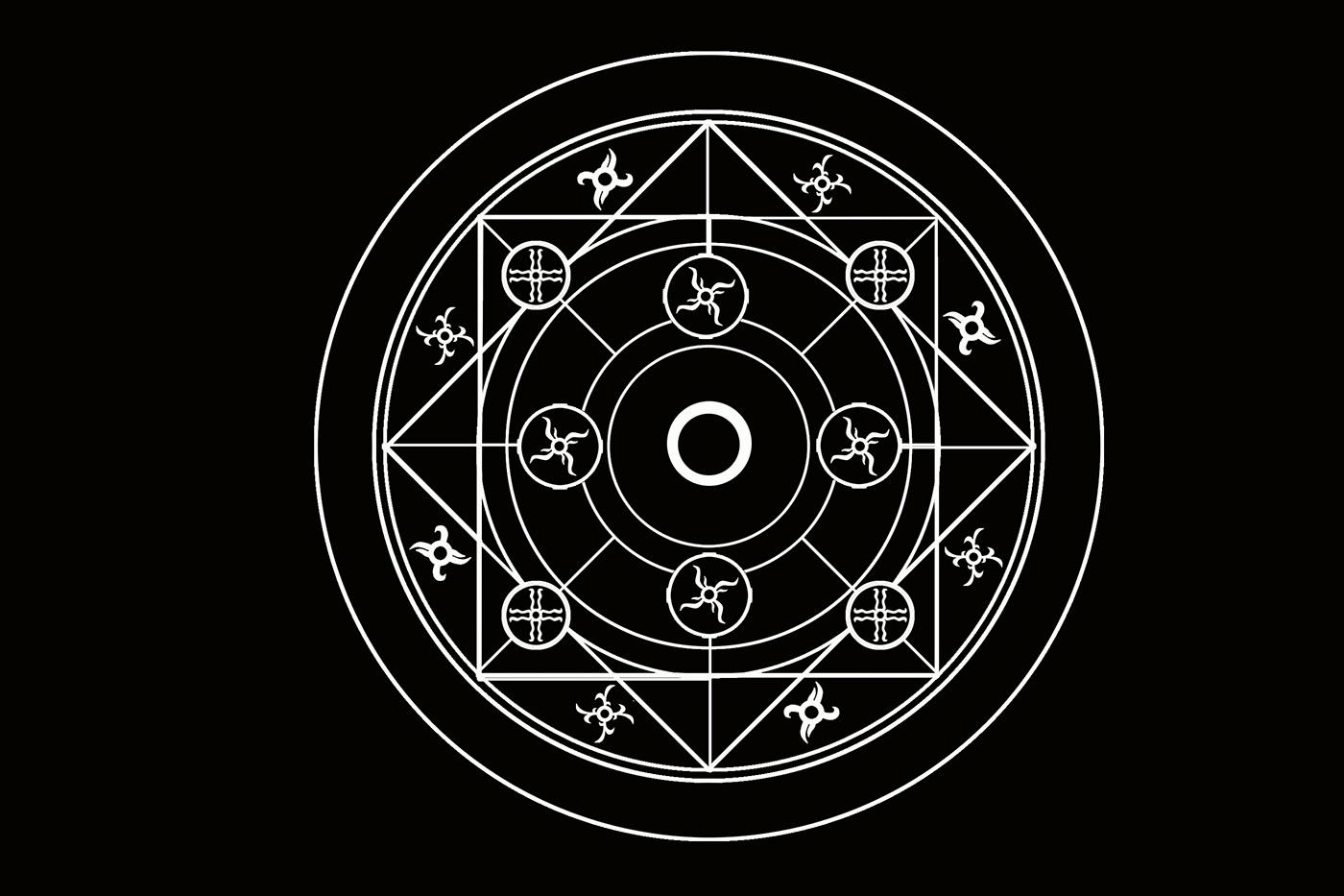 Encantadia 2016 the devas symbols on behance devas circle essence origin destruction and rebirth biocorpaavc Gallery