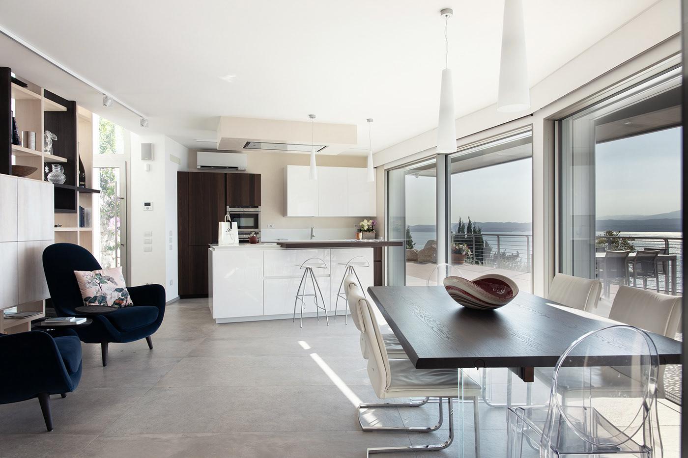 architecture contemporary design Interior Italy luxury minimal modern Pool real estate