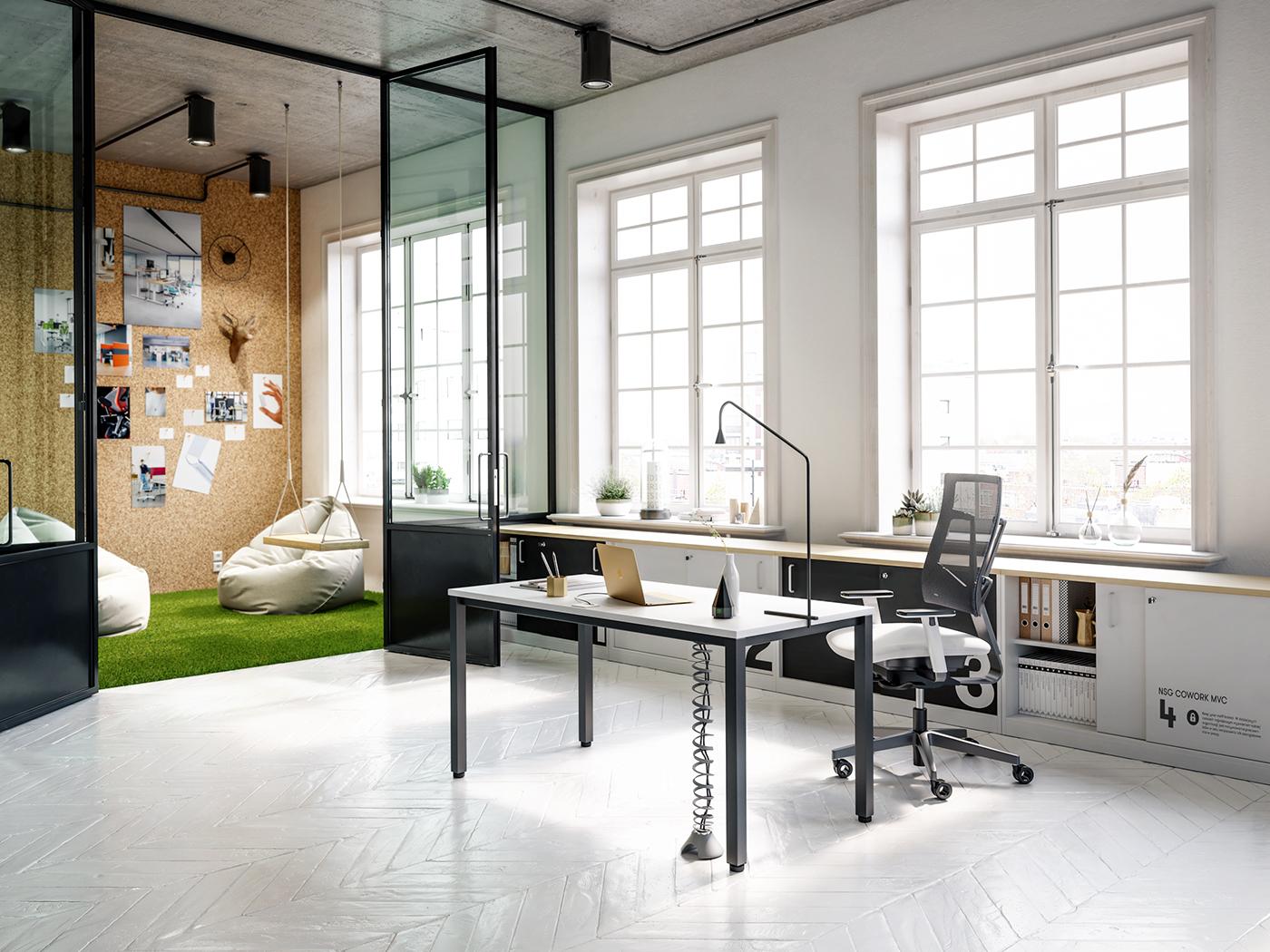 有創意感的25款辦公室擺設欣賞
