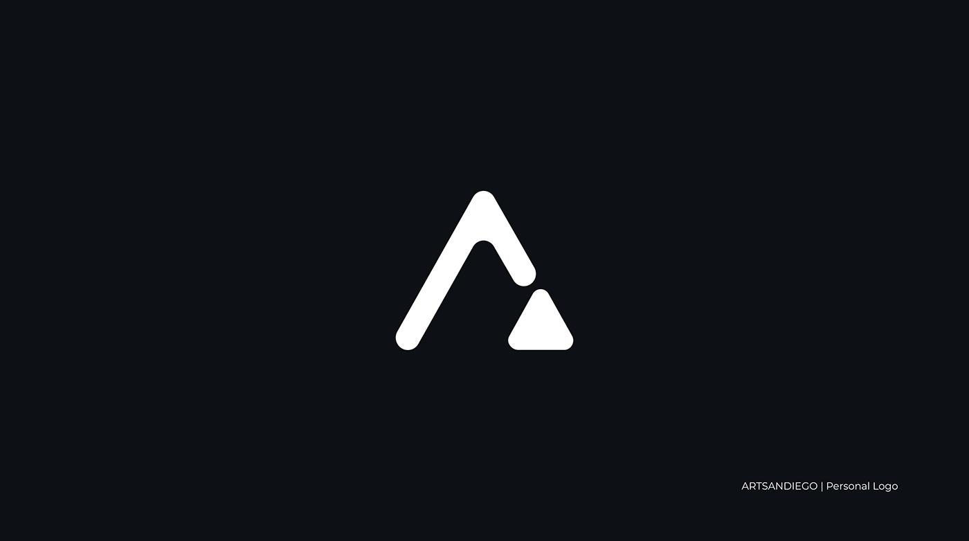 branding  logo artsandiego crtved