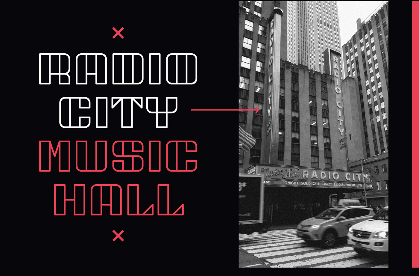 typography   font free New York Typeface editorial poster Display Cyrillic Street