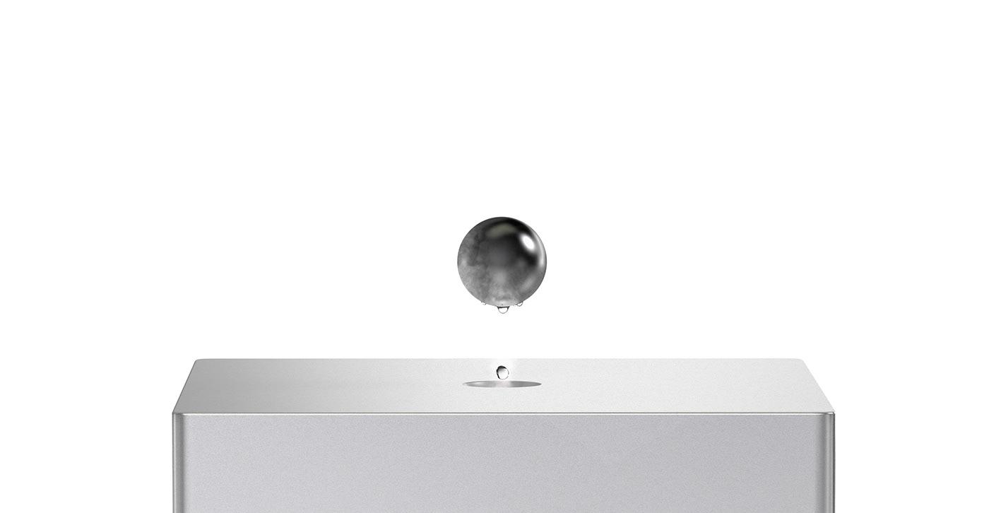 Adobe Portfolio humidifier rise lifestyle living inspired design trend modern simple DAWN