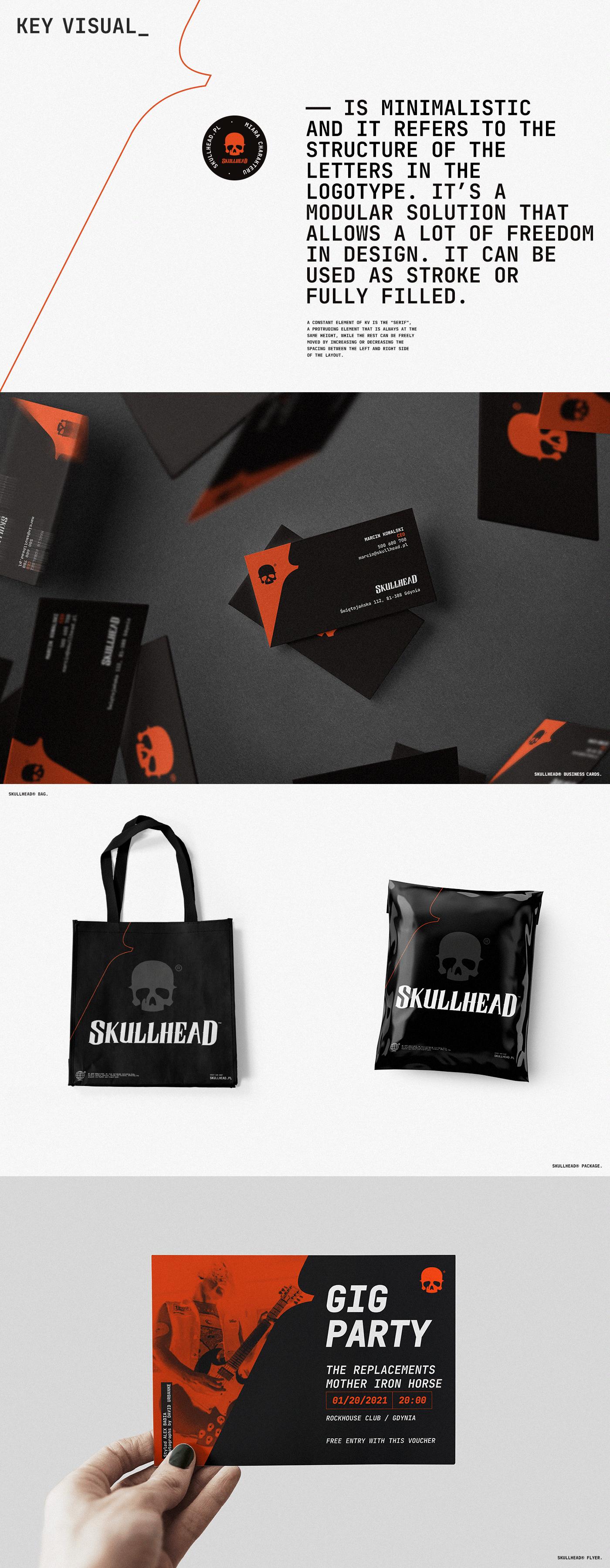 branding  challenge challenge studio clothes fashion brand online store Pitbull skullhead Thor Steinar UX design