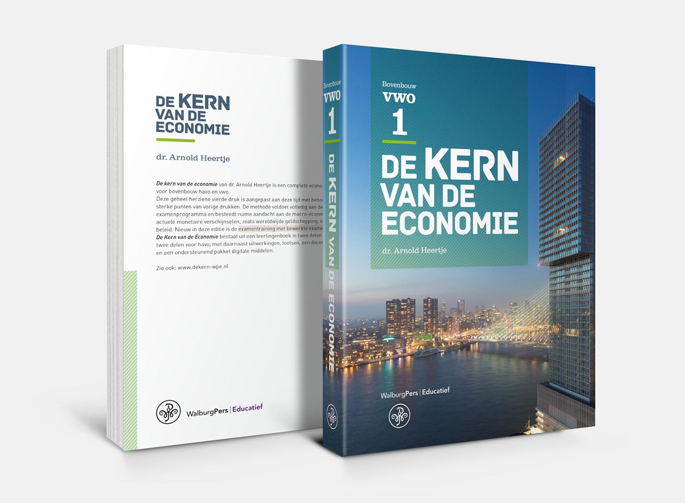 boek economie lesboek onderwijs