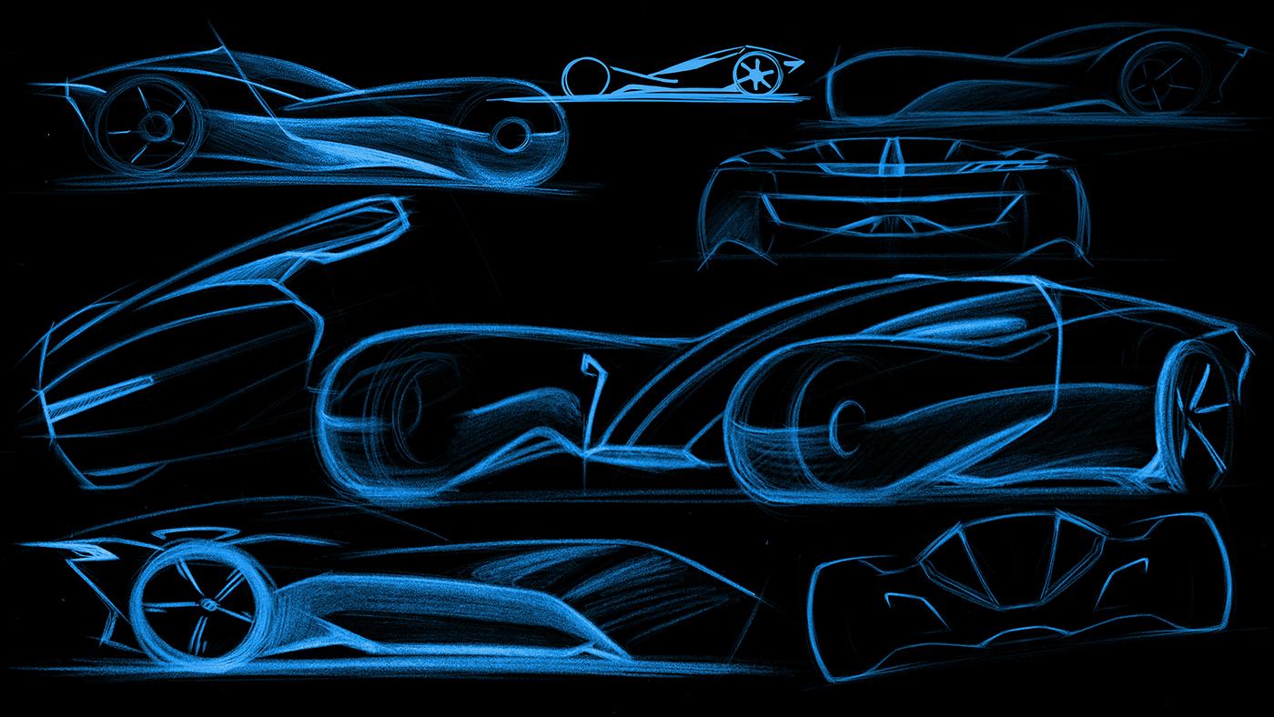 細緻的22套汽車設計欣賞