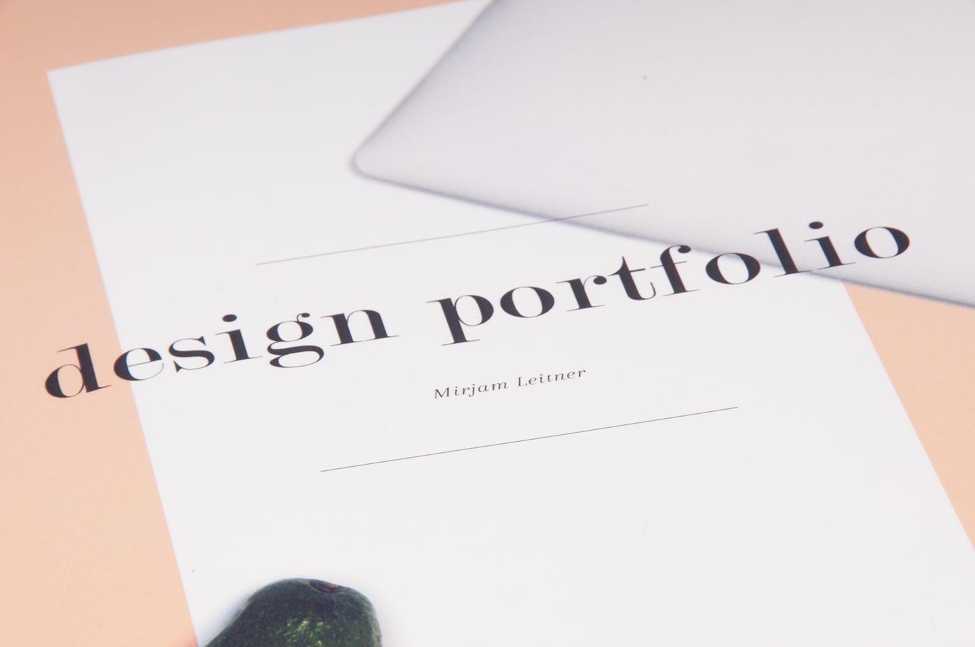 優質的48張作品集設計欣賞
