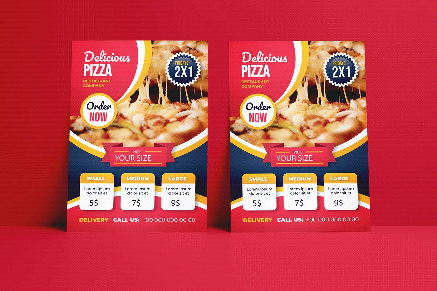 branding  flyers food mockups Free Mockups free psd mockups freebie mockups print PSD mockups realistic mockups
