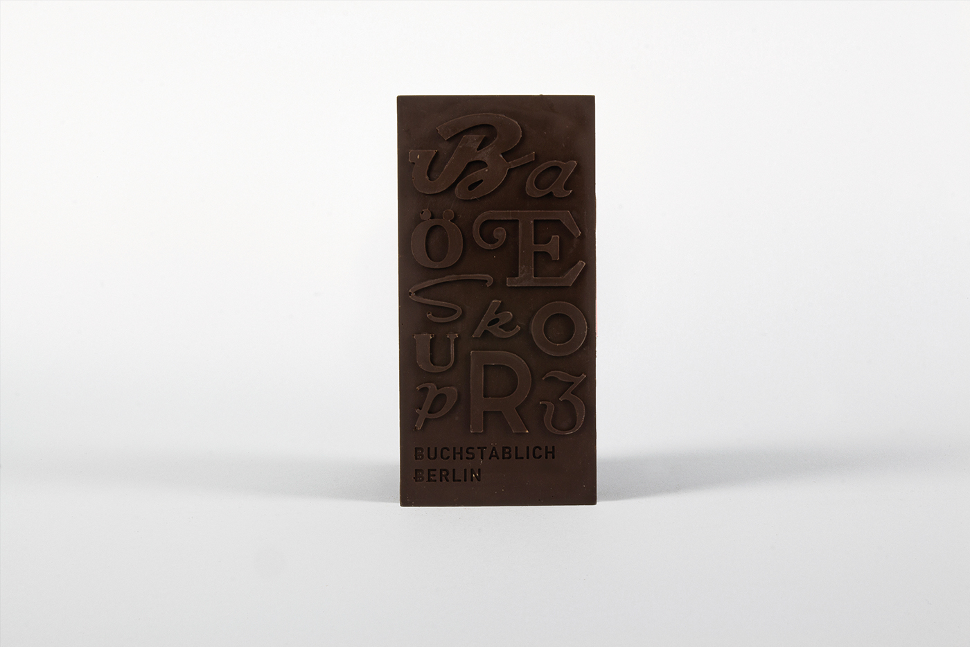 chocolate letters package product making of graphic Food  modern wood box chocolate bar Cocoa organic fair trade handmade