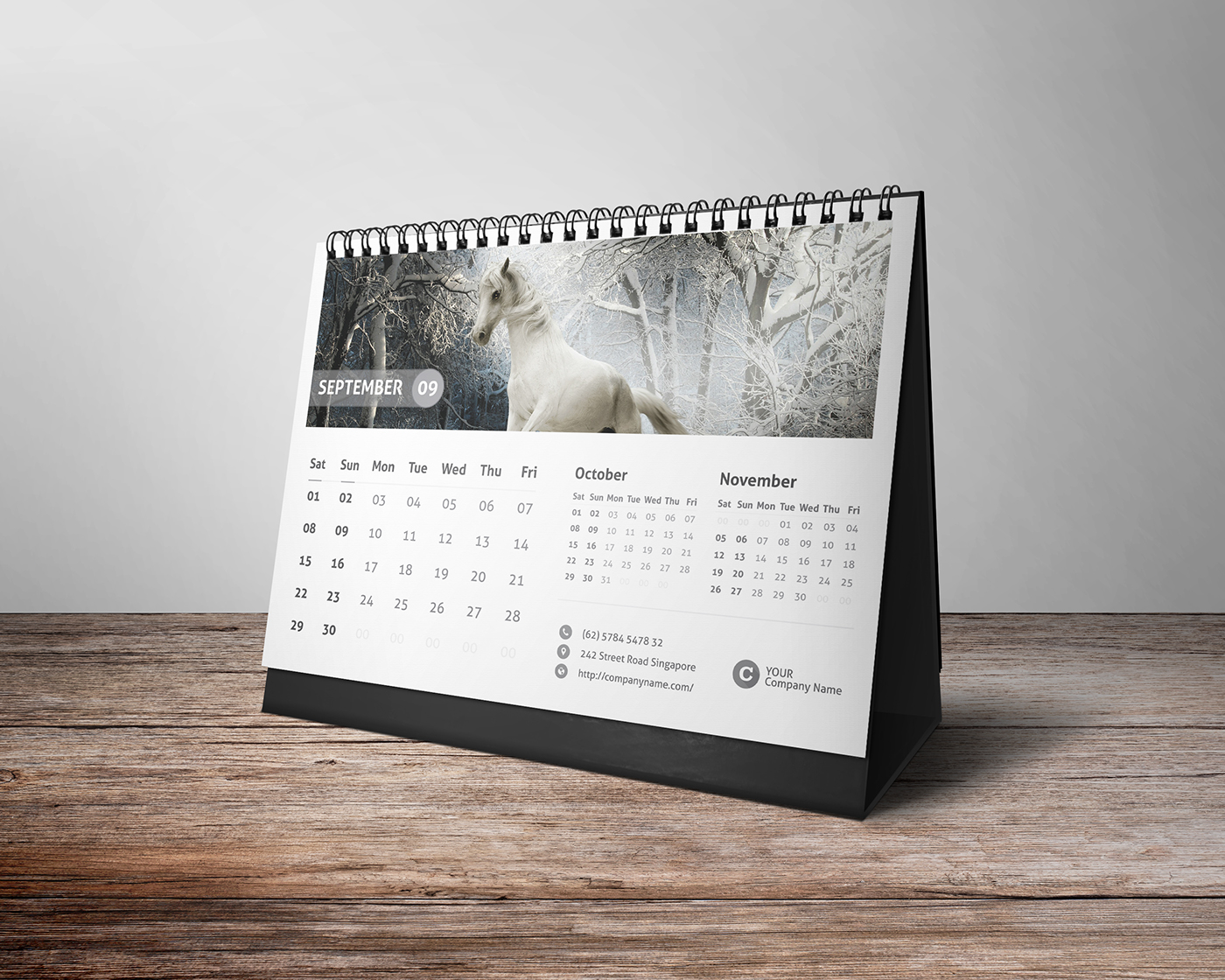 Calendar Ideas Photo : Creative calendar designs for easyprint
