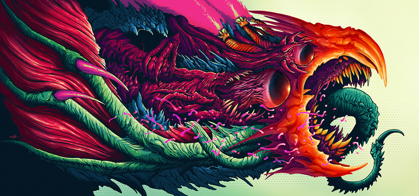 Hyperbeast Wallpaper