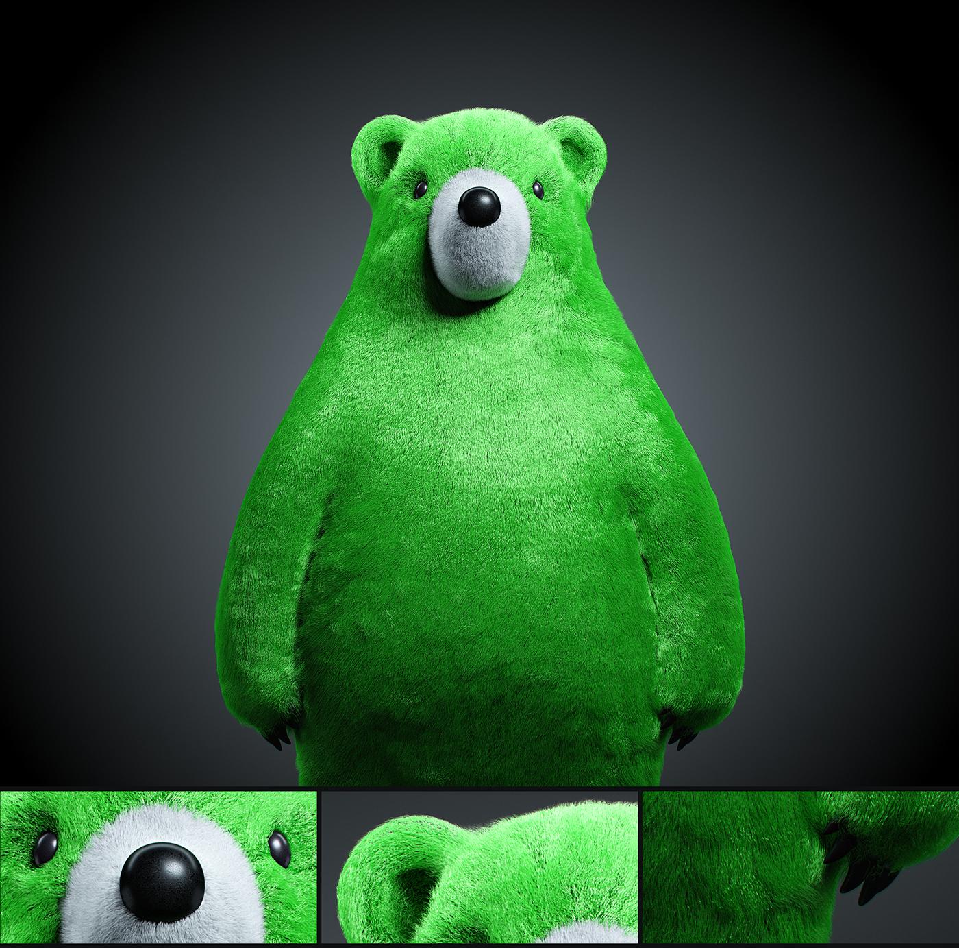 green bear bear kaspersky lab