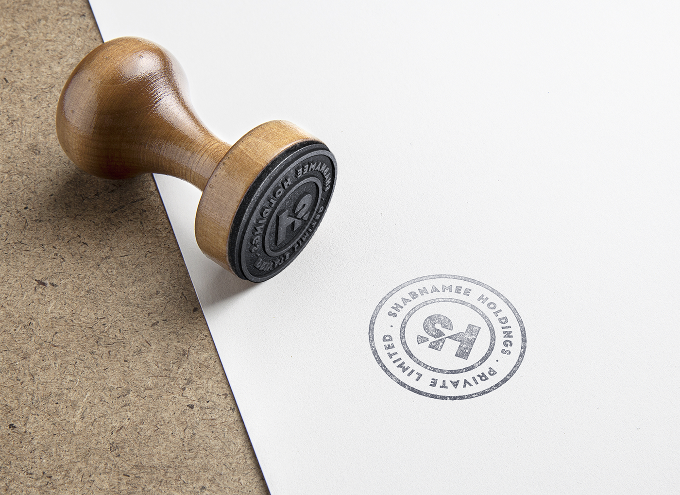 logo moden blue professional holdings Maldives grey stylish clean elegent design aqua business Rebrand
