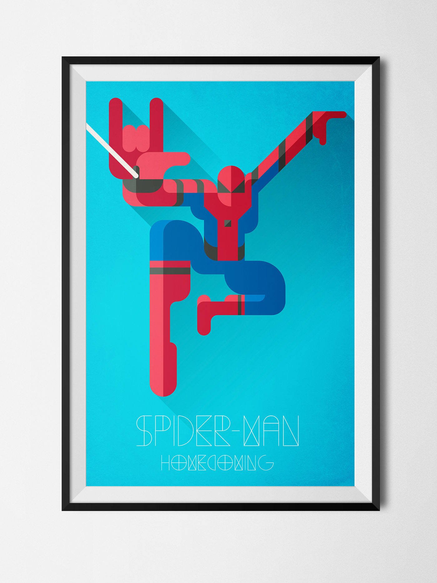 SPIDER-MAN HOMECOMING on Behance