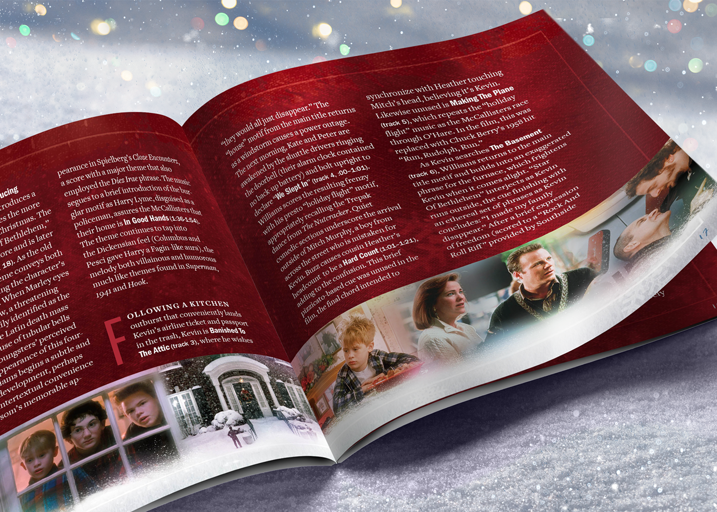 Home Alone: 25th Anniversary on Behance