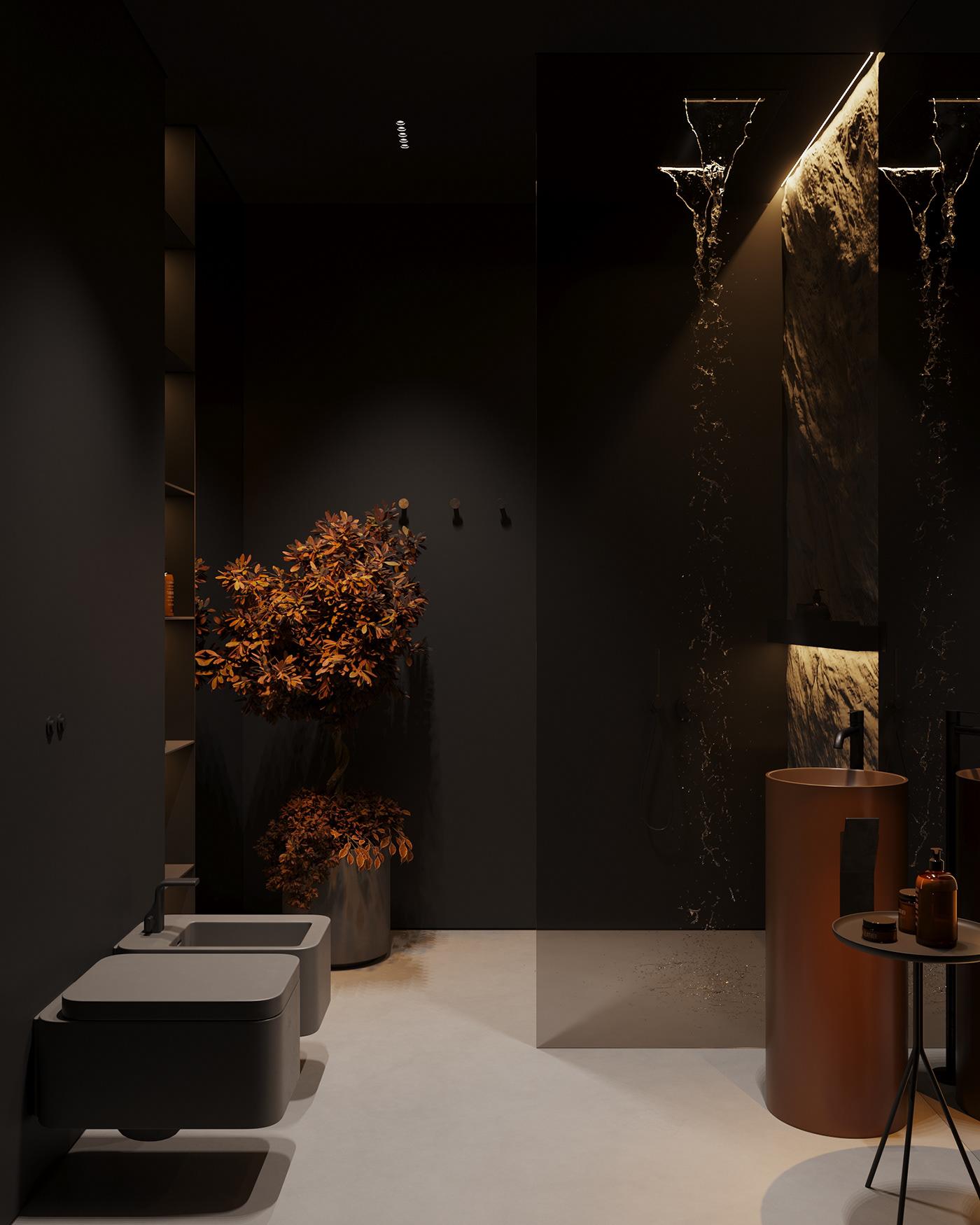 3dsmax CGart corona render  designinspiration designinterior Interior interior design  Minimalism Render rendering