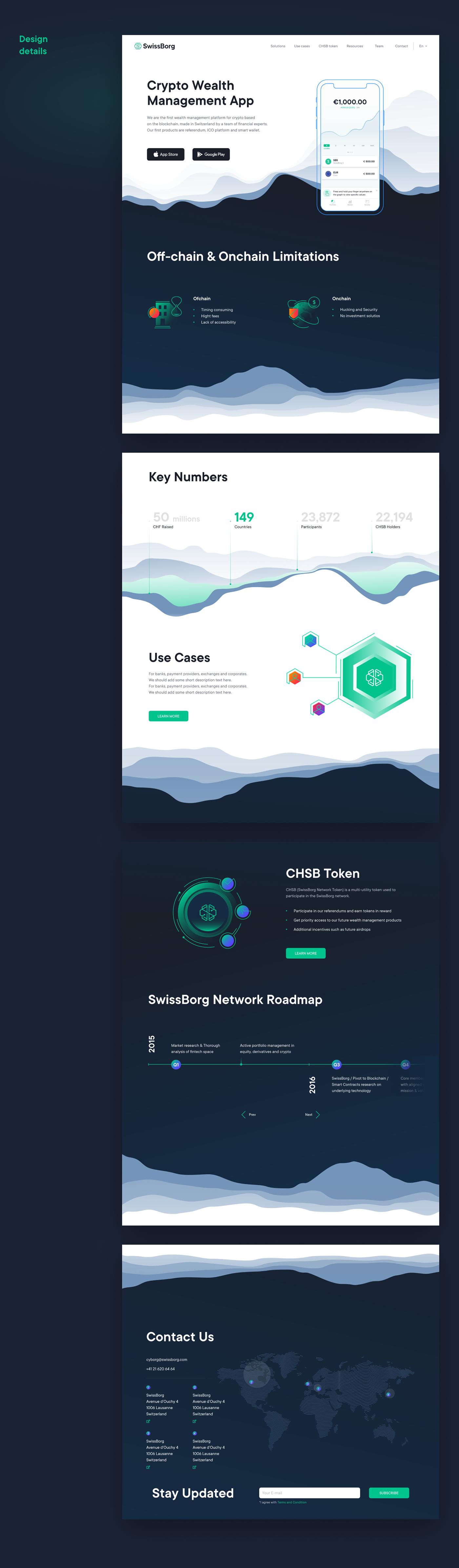 crypto Website Ico Platform animation  ILLUSTRATION  ui design UX design blockchain WALLET