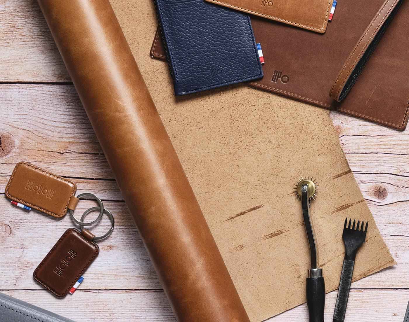 apparel Fashion  leather leather goods Menswear Paris