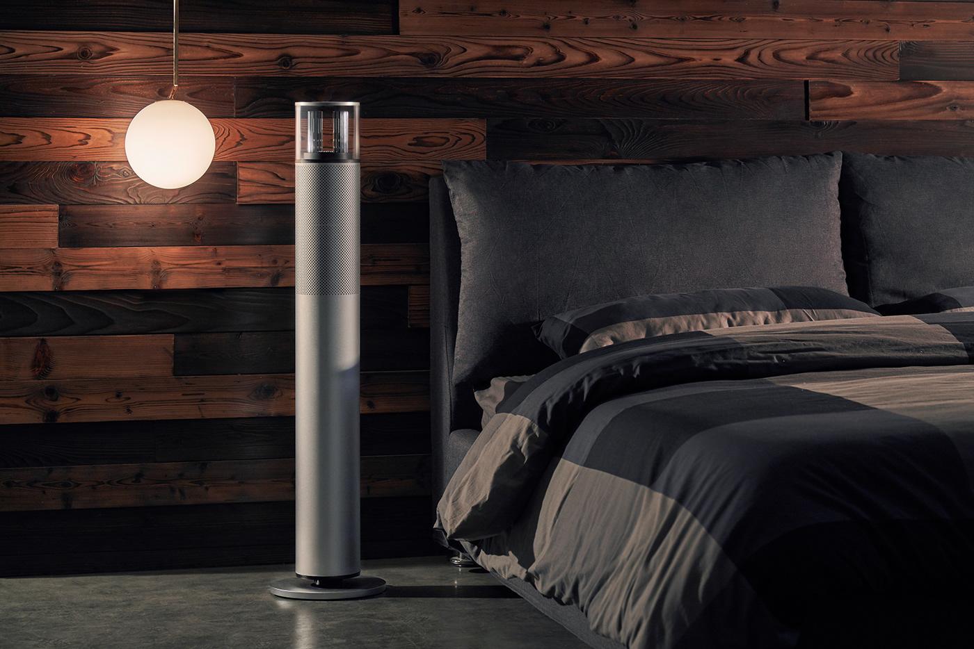 speaker HIFI Projector product design  sound system