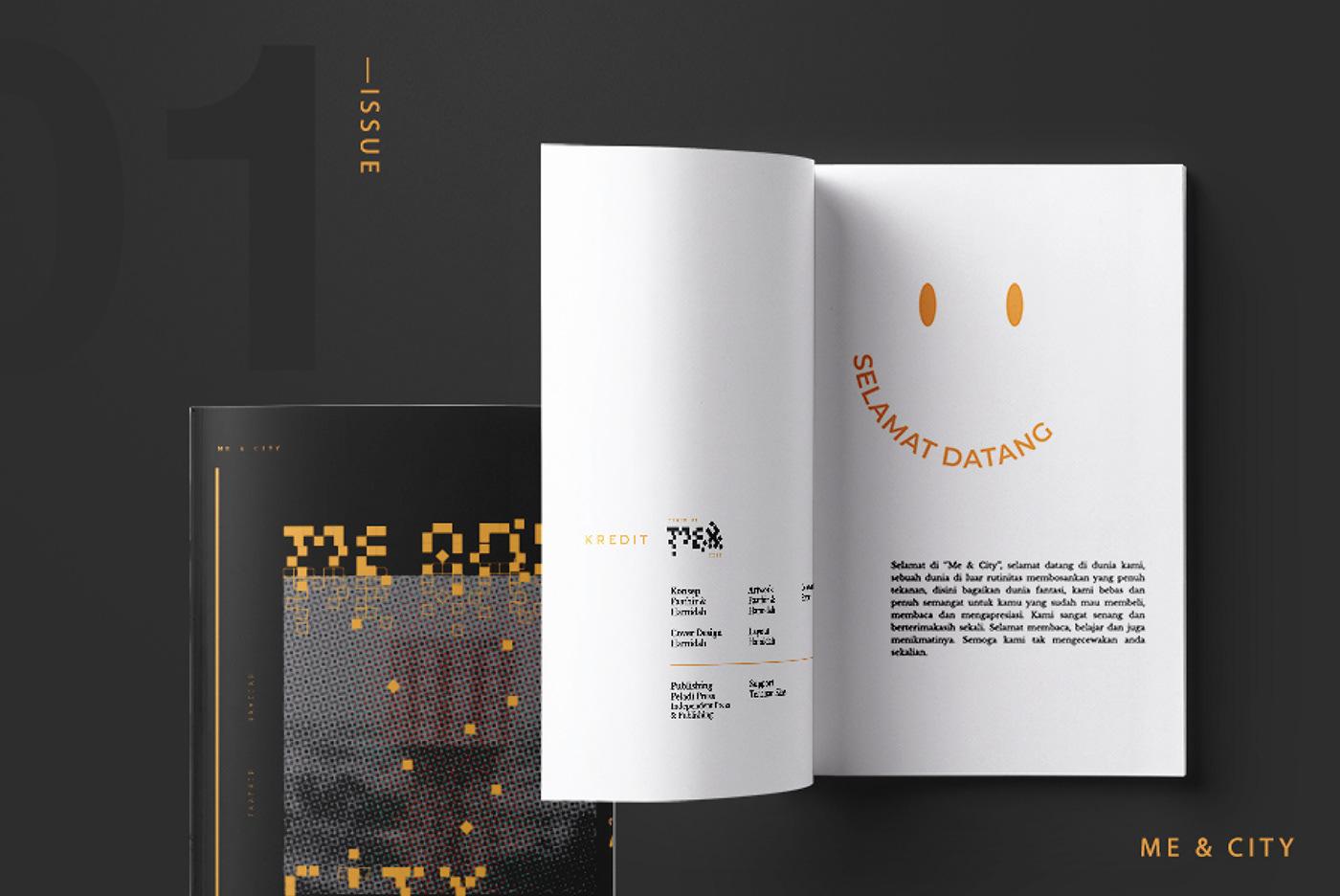 Zine  artbook semiartbook book magazine fanzine editorial Layout editoriallayout poster