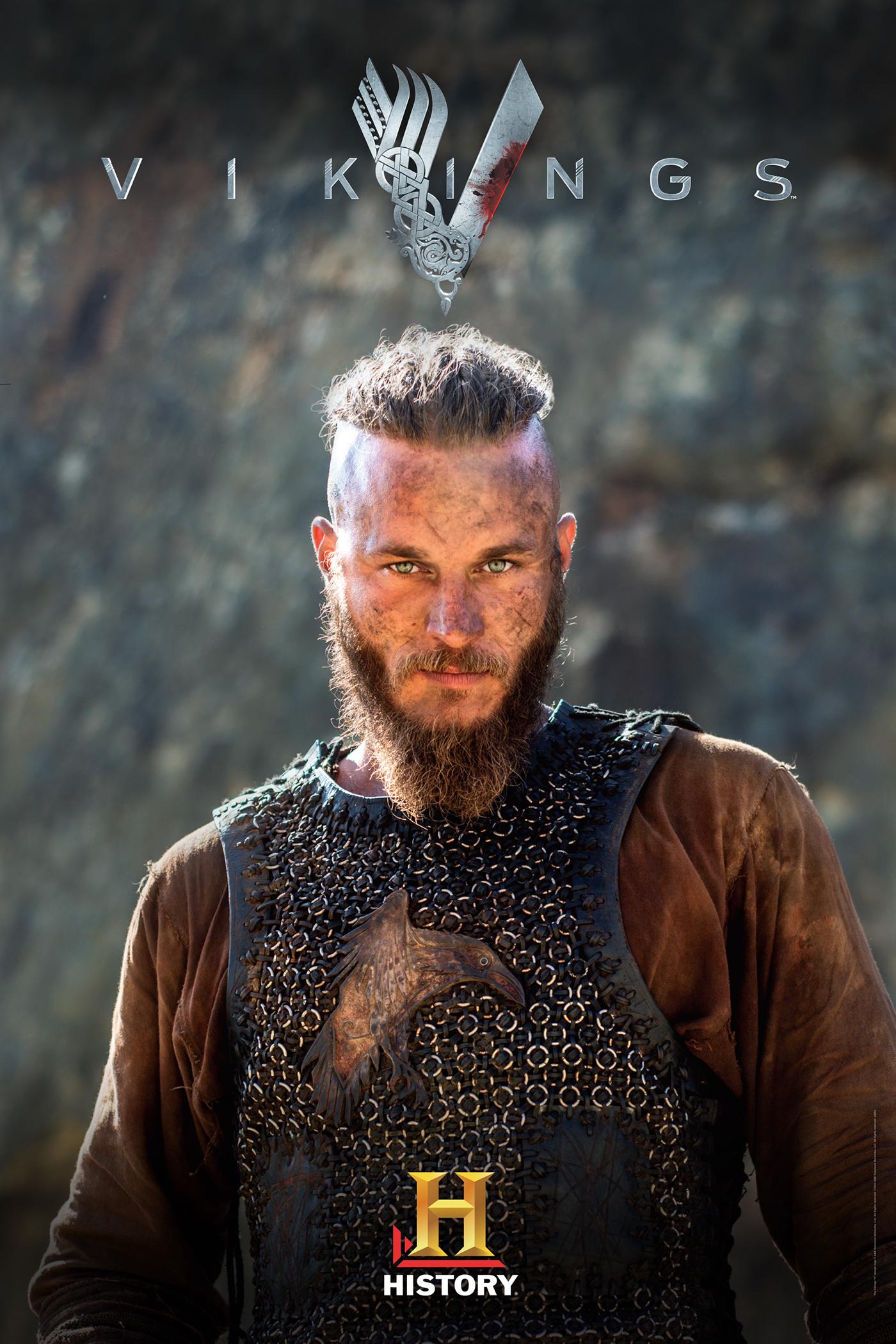 History's 'Vikings' Season 2 Promo Gets Help From Lorde ...  |Vikings History Channel