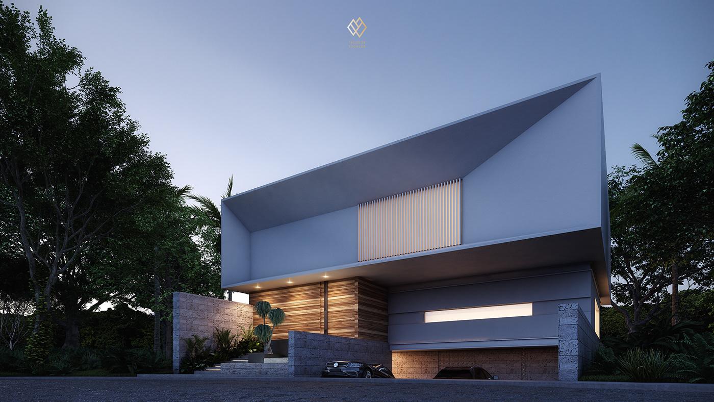 精美的30款豪宅設計欣賞