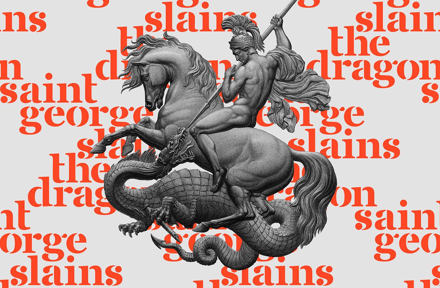 Typeface font free typography   stencil serif alphabet art direction  ILLUSTRATION  download