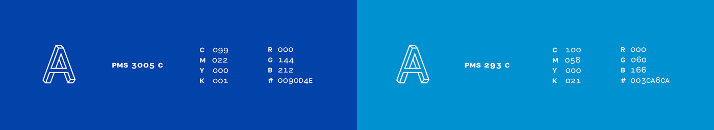 stationnery logo identity