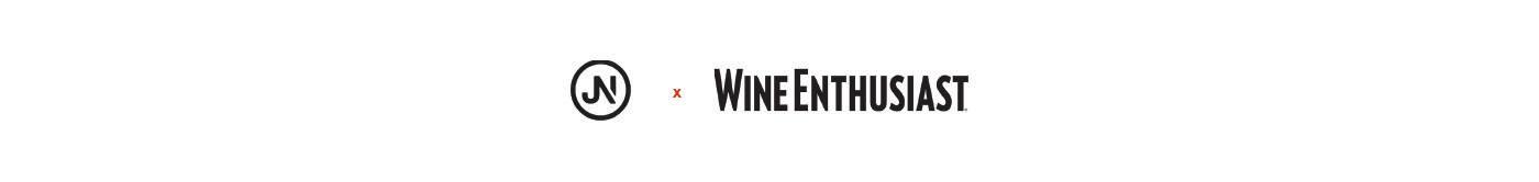 editorial grape ILLUSTRATION  lettering magazine wine Wine Enthusiast wine label