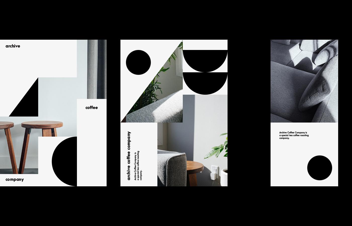 branding  BX design cafe Coffee identity Logotype minimal Packaging Patterns simple