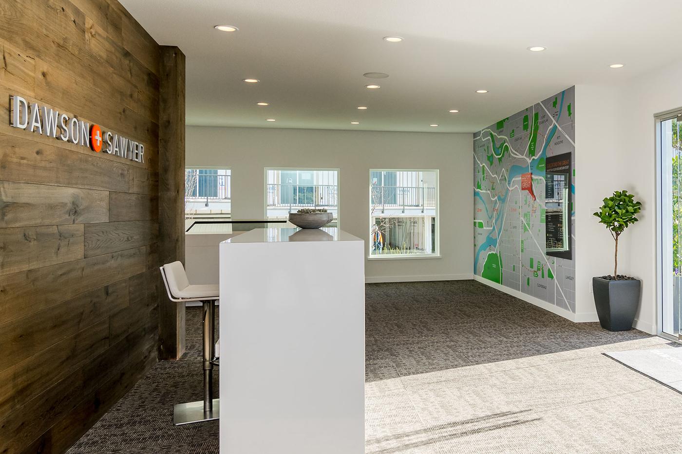 real estate real estate development vancouver surrey Interior Signage exterior signage development