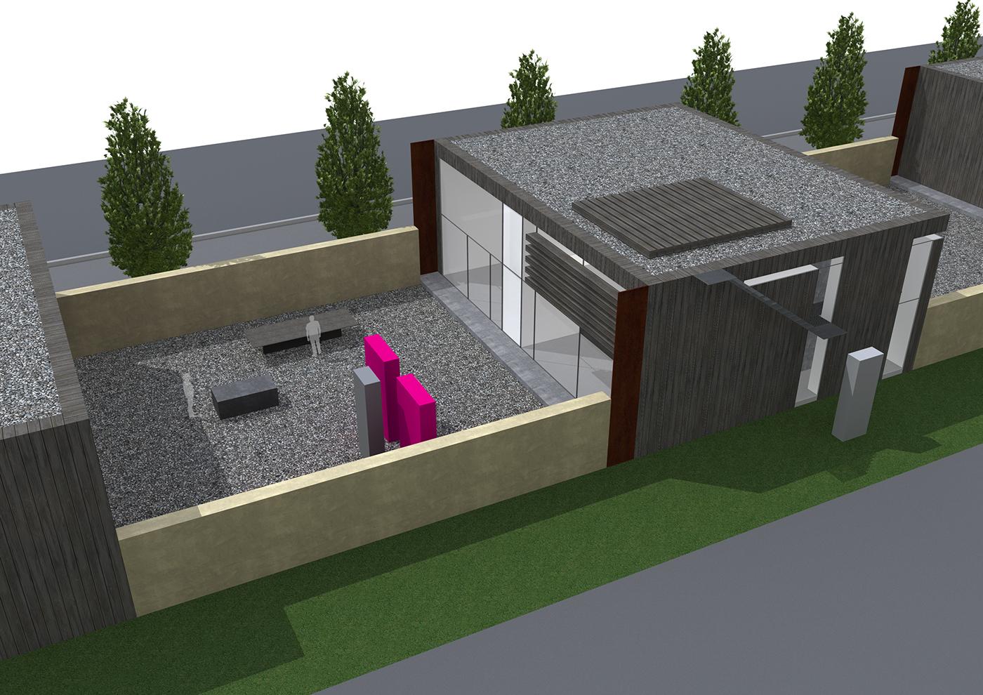 Atelier delemont on behance for B architecture delemont