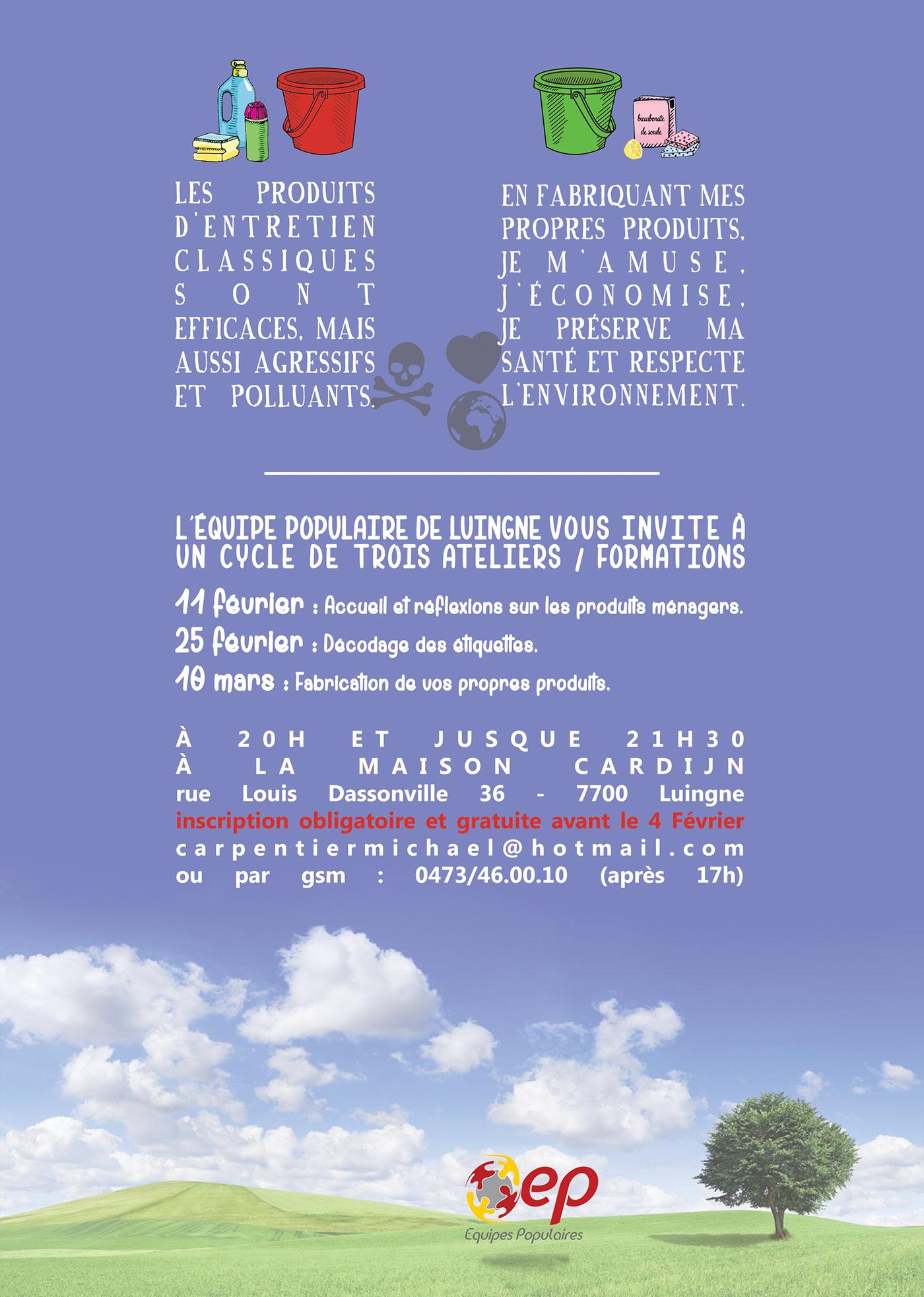 evenementiel associatif   festif affiche flyer ILLUSTRATION