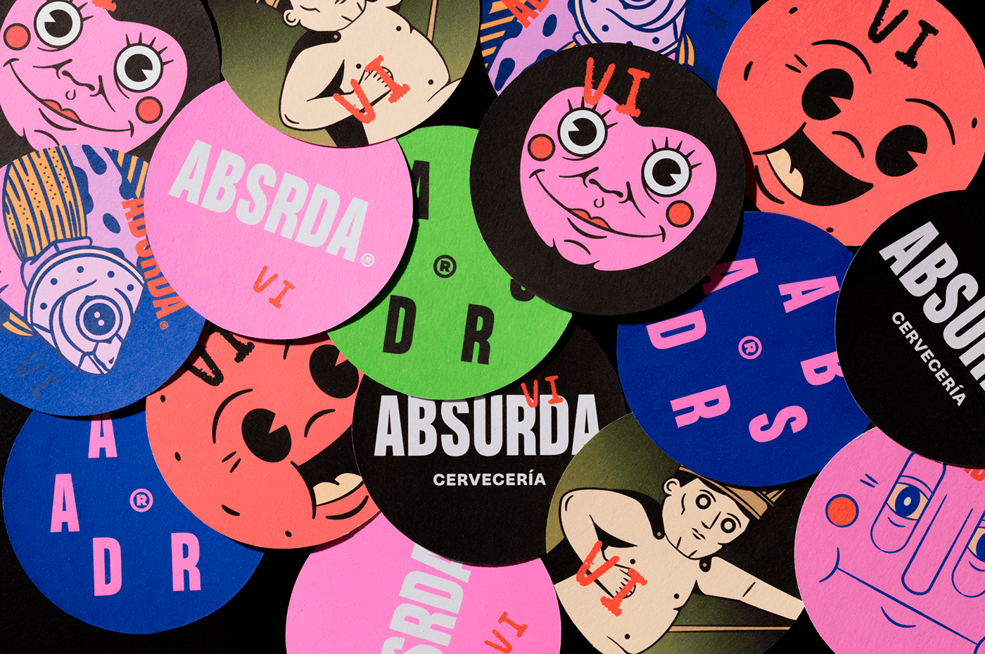 bar,beer,branding ,characters,craft,ILLUSTRATION ,logo,mexico,pop,Theatre