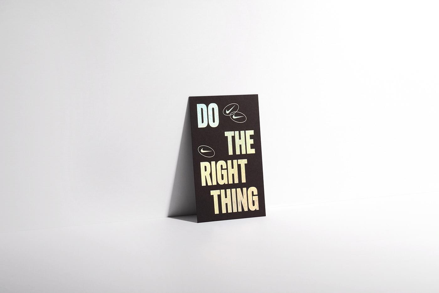 editorial print print design  editorial design  book book design graphic design  Nike art direction  branding