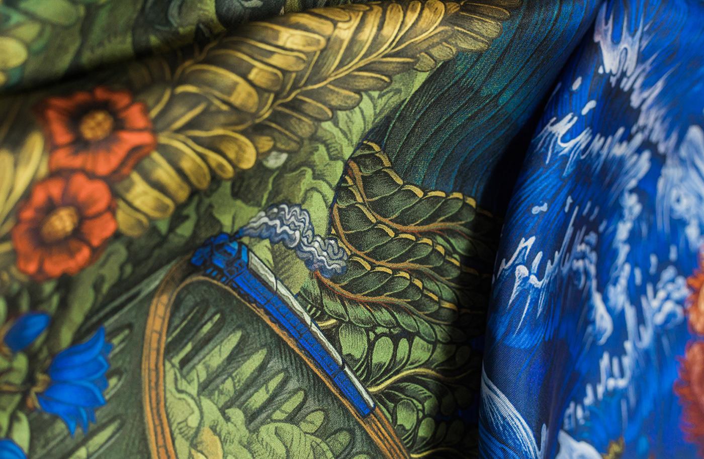 elegant jacket Johnnie Walker lining suit