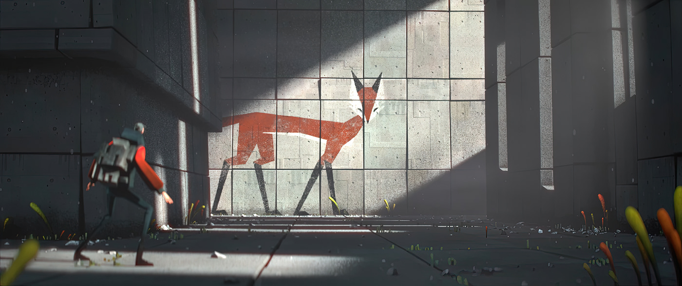 2D 3D animation  Film   short