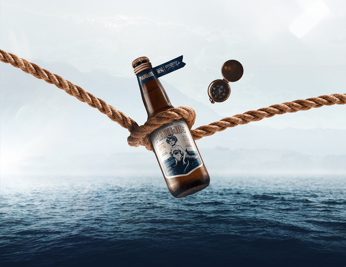 sea,beer,Cerveja,Ocean,water,ship,Sailor,marujo,brand,identity