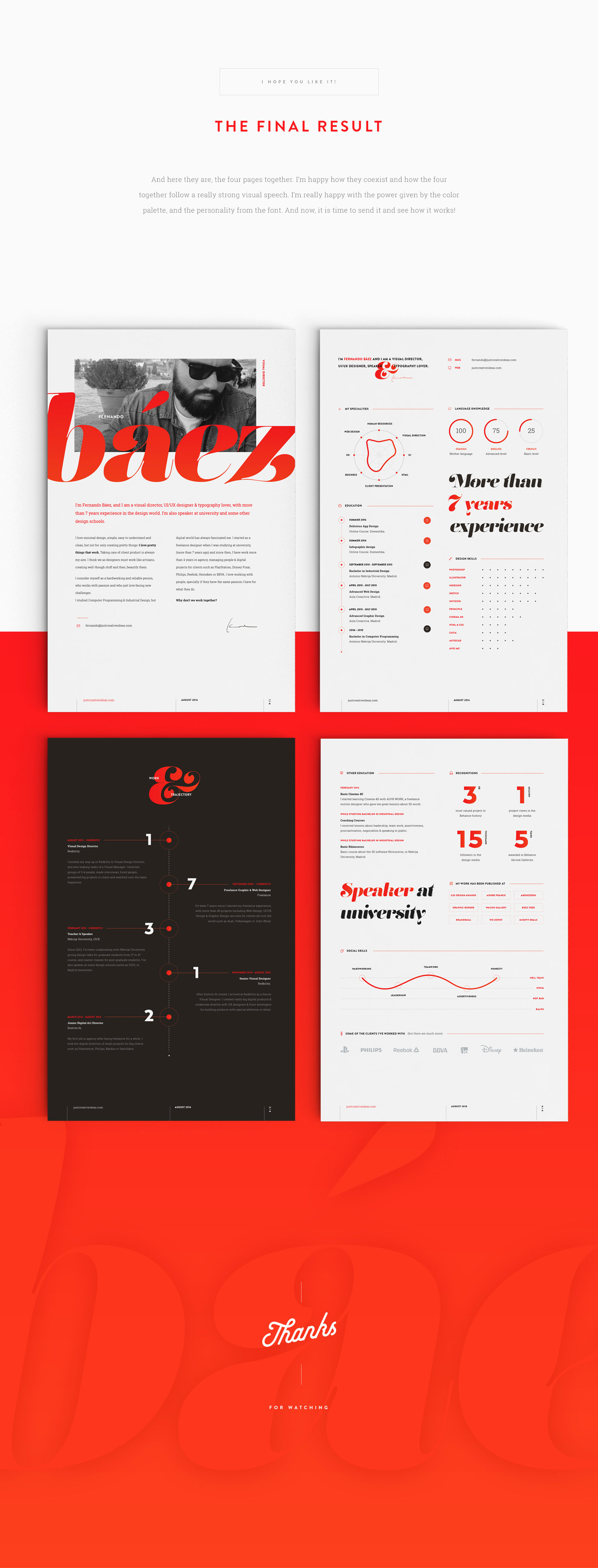 Resume CV template freebie free editorial color typography   download print