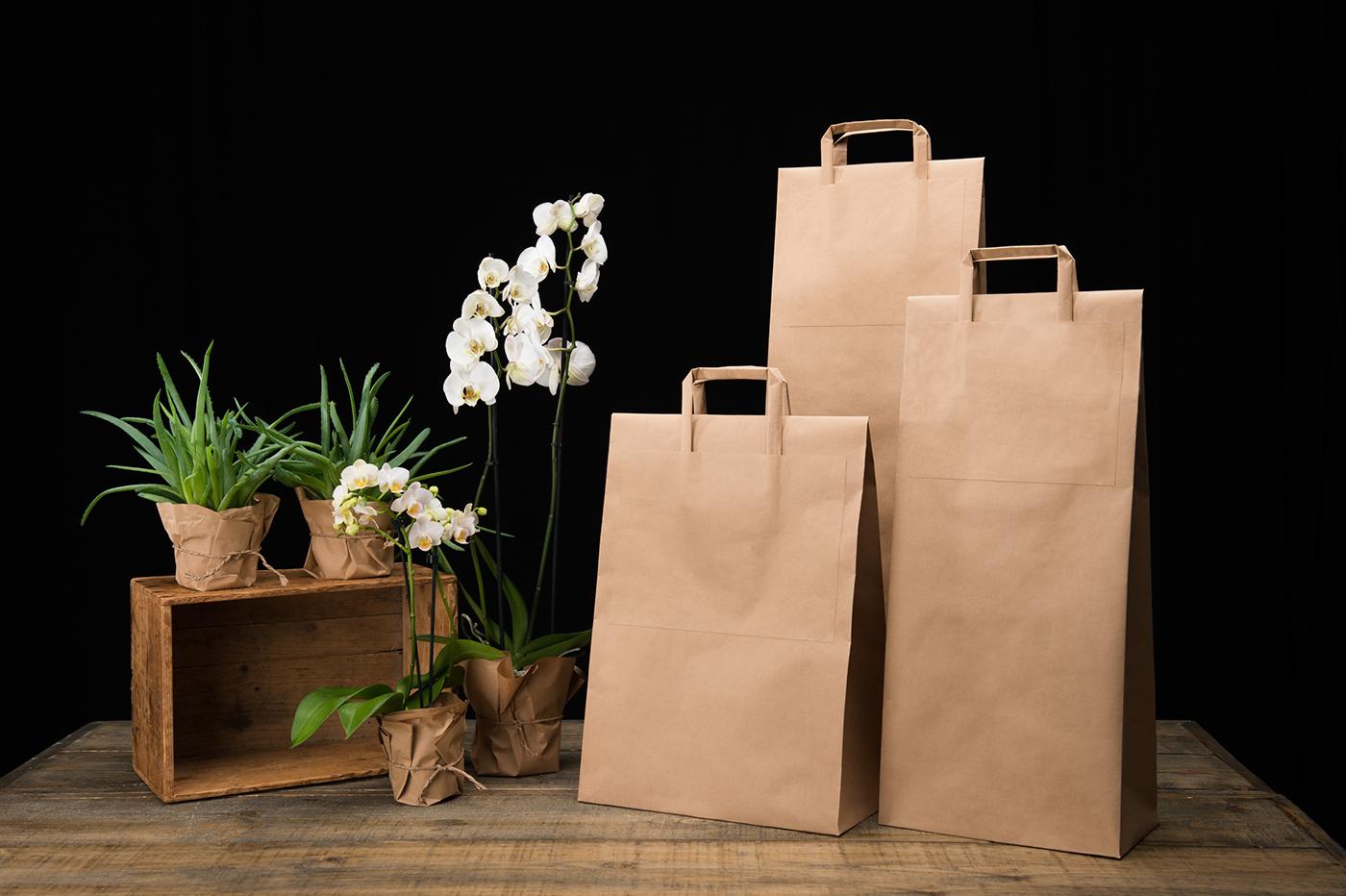 精細的39款紙袋包裝欣賞