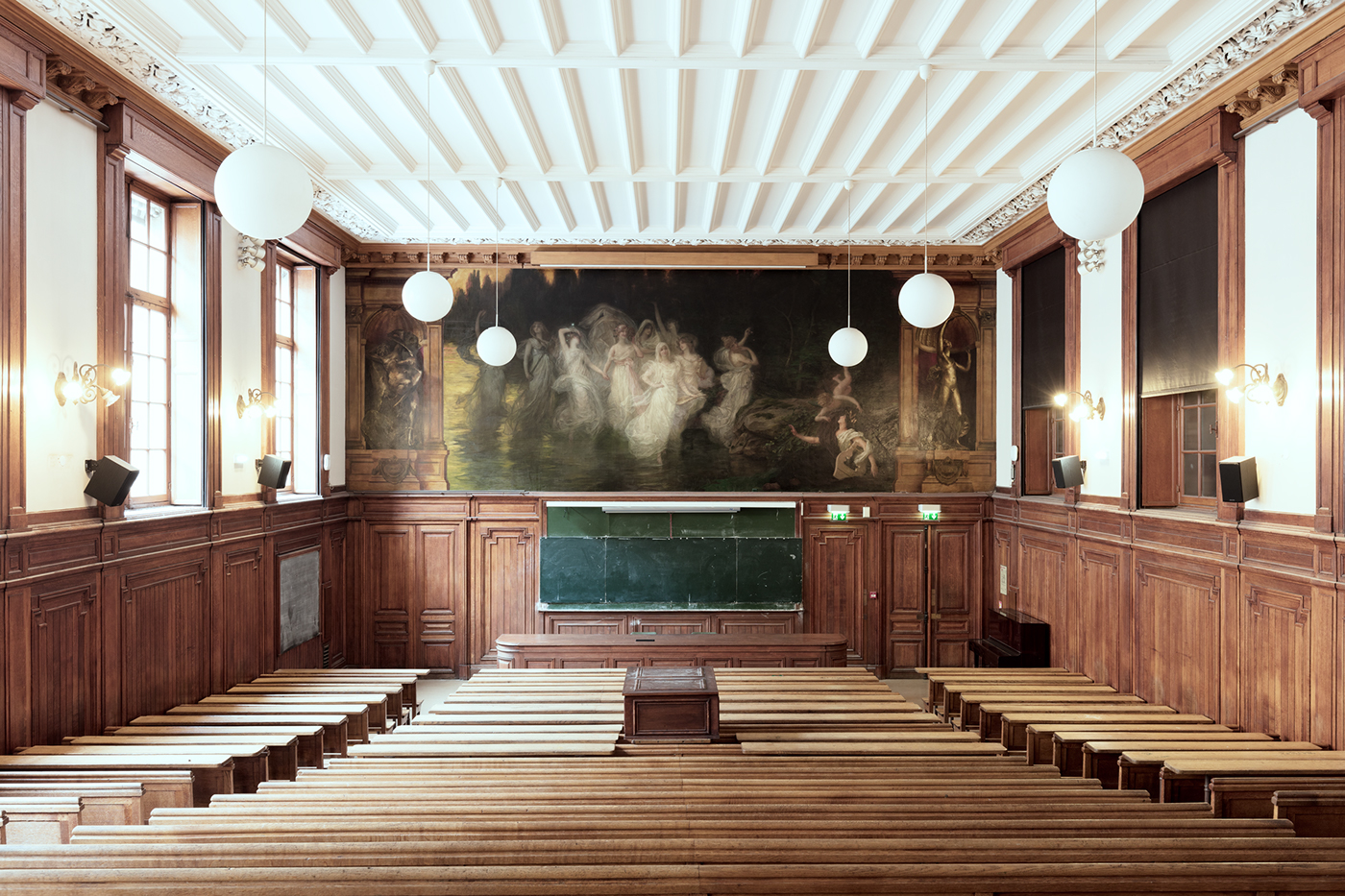 La sorbonne paris on behance for Sorbonne paris