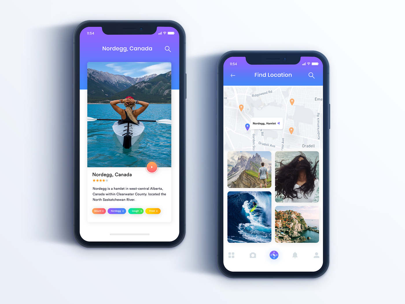 20 Insanely Creative UI/UX Designs for Inspiration 2018 on ...