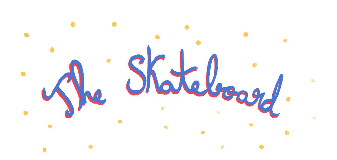 skateboard stopmotion Ps25Under25