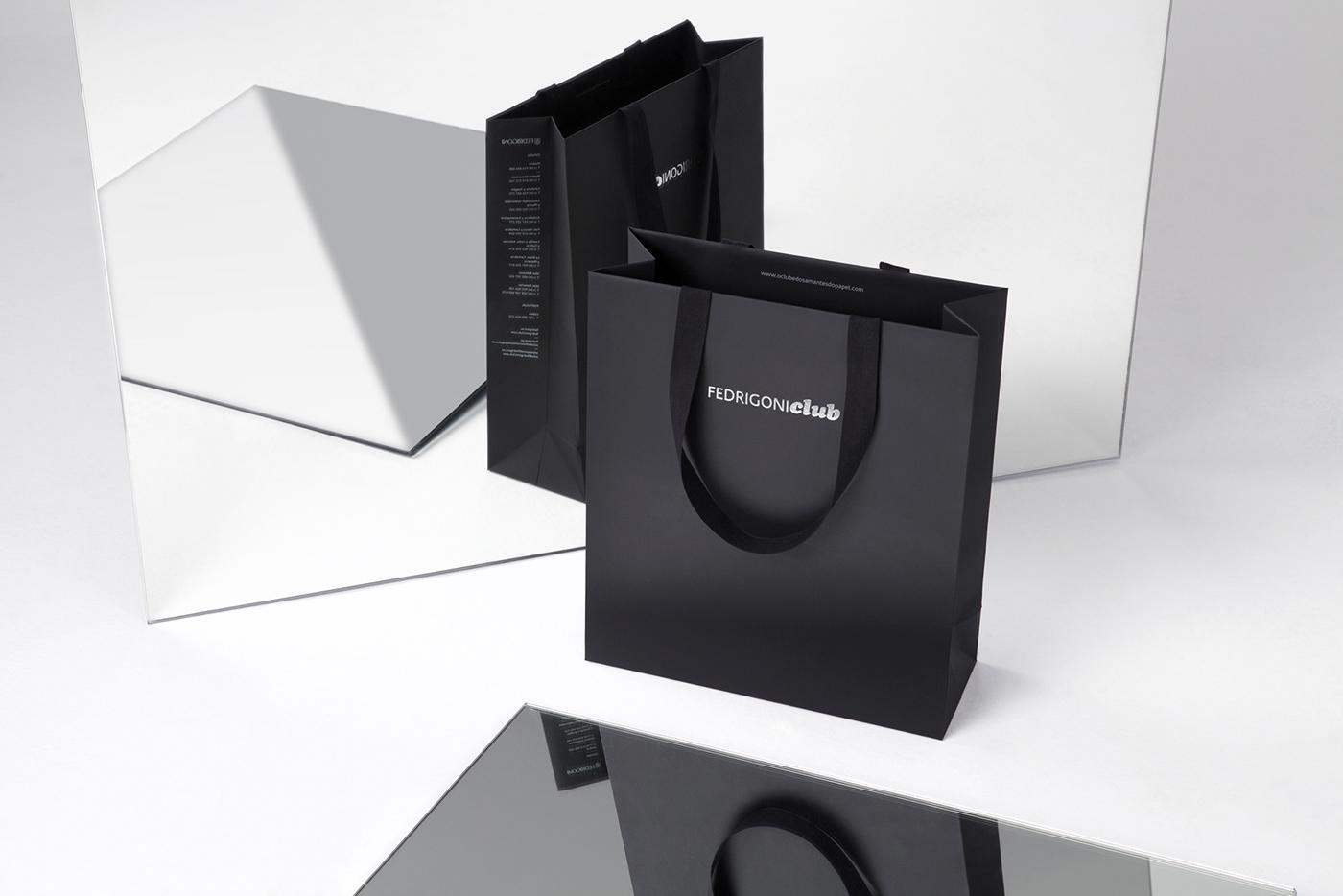 visual identity Logotype stationary bag merchandising Web Design  ux logo animation branding  fedrigoni