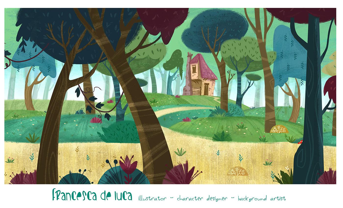 app animation  Character design  ILLUSTRATION  Visual Development game design  children story design inspire