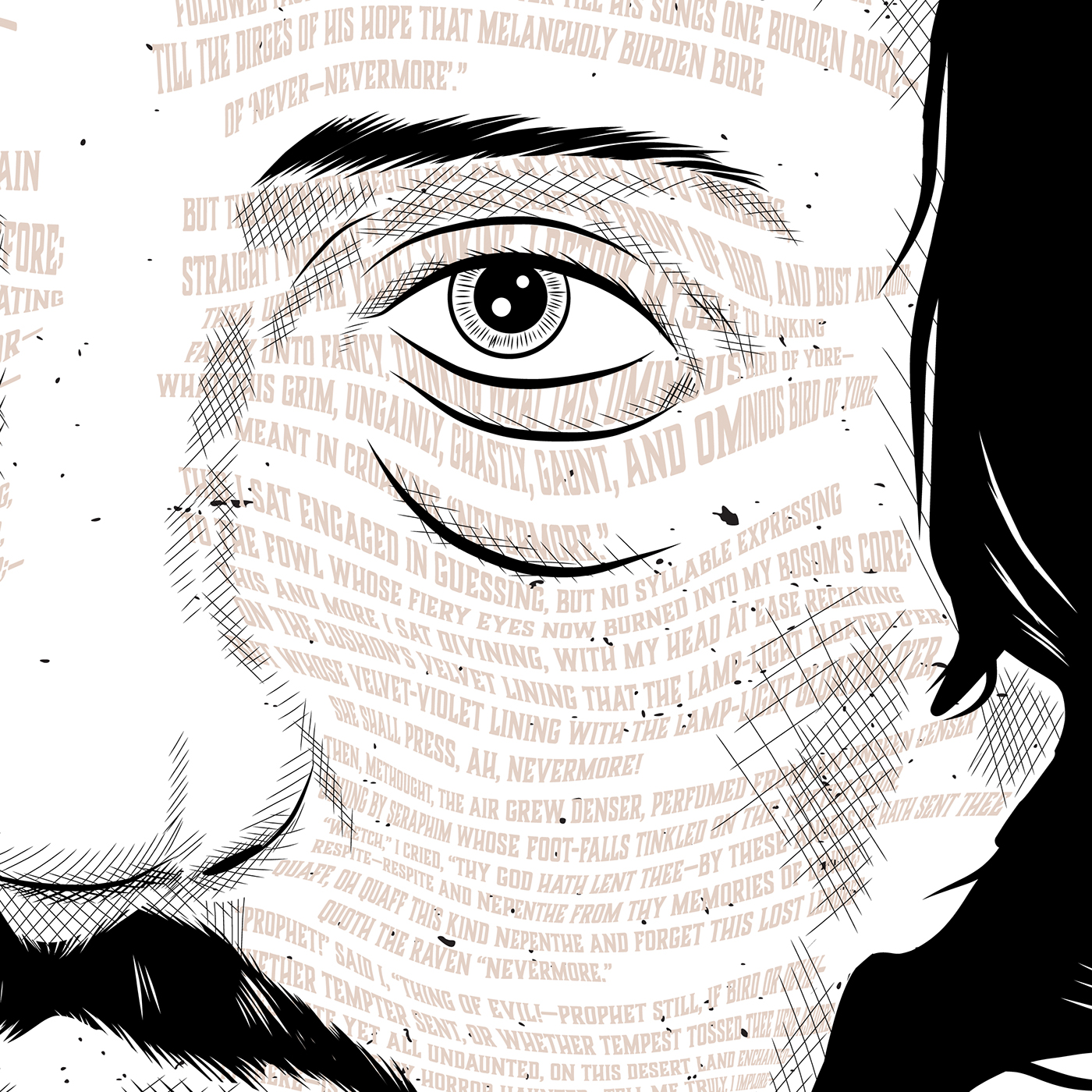 edgar allan poe coloring pages - photo#24