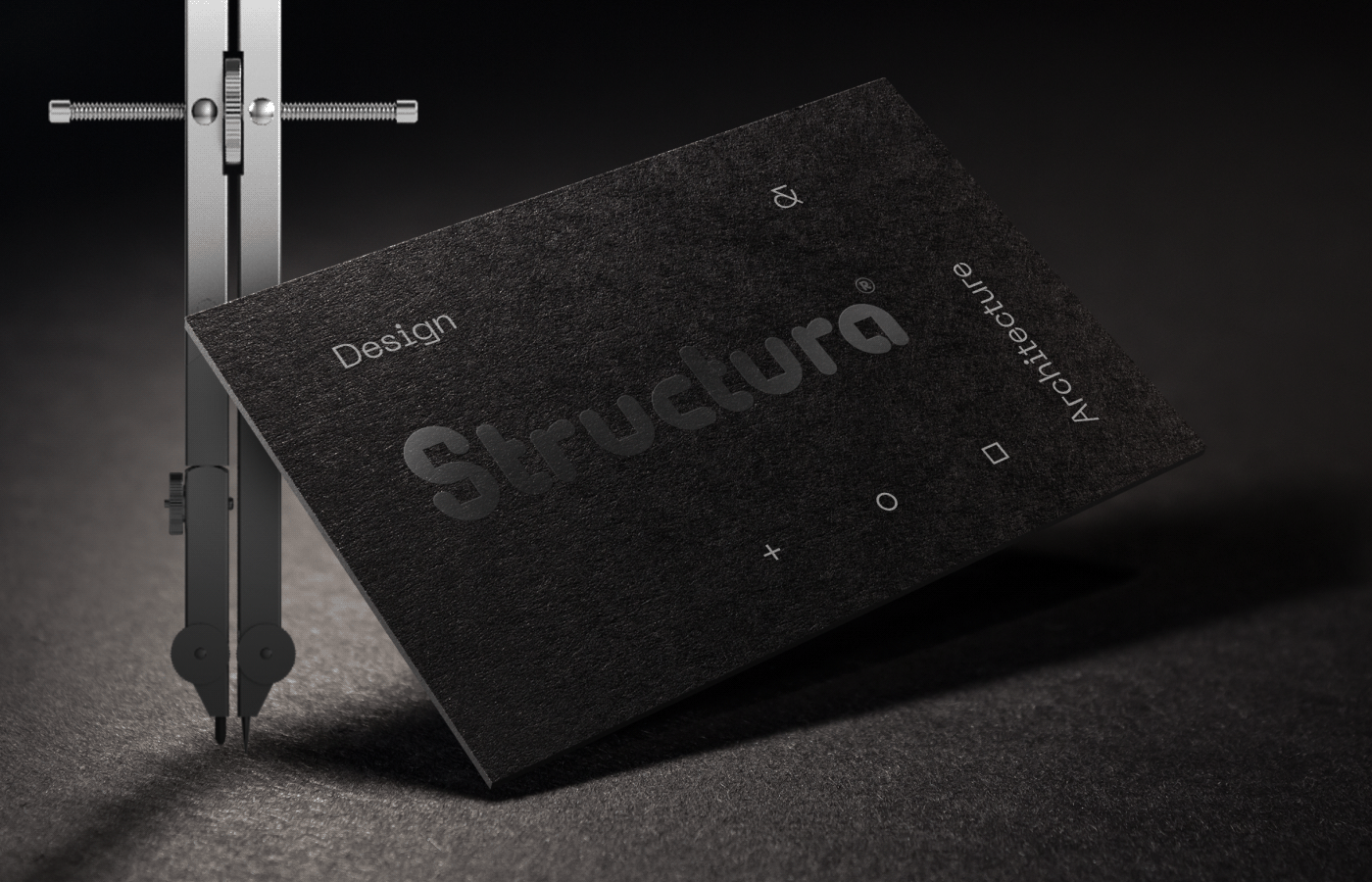 Structura Business Card