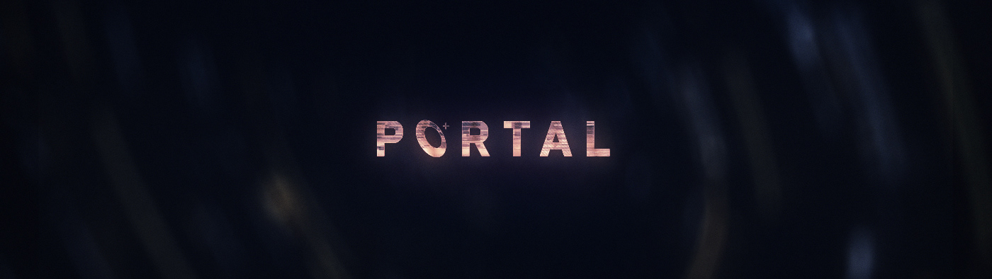 experimental imaginary motion graphics  personal project portal short film surreal art direction  motion design