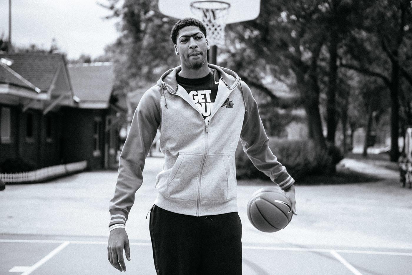 NBA Portraits Photography